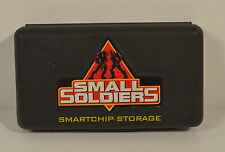 RARE 1998 Action Figure Smart Chip Storage Case & Removable Chips Small Soldiers