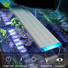 Aquarium LED Plant Lighting Super Slim Extensible Clip on Lamp Fish Tank 18-58CM