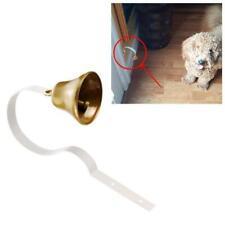 Retro Wall Mounted Hanging Bell Metal Shopkeeper Doorbell Dog Training Bells