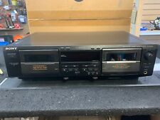 Sony Vintage TC-WE425 Cassette Deck Brand New Never Used Open Box