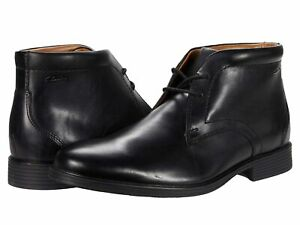Man's Boots Clarks Whiddon Mid
