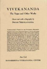 Vivekananda: The Yogas and Other Works-ExLibrary
