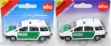 Siku Super 1365 Ford Galaxy 2.8 V6 Polizei-Verkehrsdienst ca. 1:55