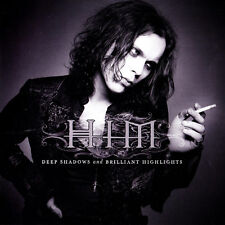 Deep Shadows and Brilliant Highlights by H.I.M. (Finland) (CD, Feb-2002, RCA...
