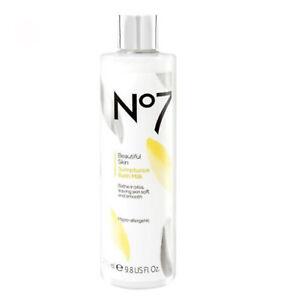 No7 BEAUTIFUL SKIN Sumptuous Bath Milk 290ml