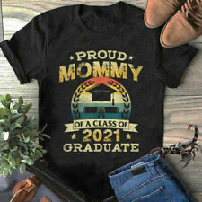 Proud Mommy of a class of 2021 graduate shirt vintage T-Shirt, New Gift