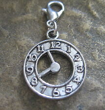 Watch Charms and Charm Pendants Charm Beggars Bracelet NEW Pendant Clock NEW