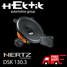 "HERTZ DIECI DSK130.3 2-WAY 5.25"" 120W SPEAKERS [BRAND NEW]"