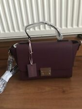 Carvela Kurt Geiger Wine Rale Winged Tote Handbag