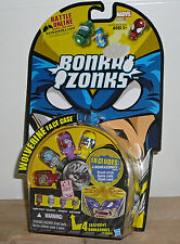 NEW Hasbro 4 Bonka Zonks Figures Marvel Series 1 Wolverine Case 2011