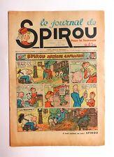 SPIROU n°8 du 9 Juin 1938. Numéro complet en très bel état.