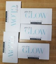 Rodan and Fields Give it a Glow 5 Sample Packets REDEFINE Mask lip & Night Serum