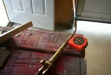 Airco welding torch handle with heating tips