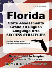 Florida State Assessments Grade 10 English Language Arts Study Guide