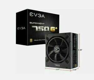 EVGA 120-GP-0750-X1 SuperNOVA 750 G+ 80 Plus Gold 750W