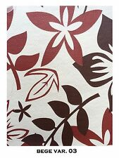 Corano 03 Floral Vinyl for Upholstery, Cut by Yard or Roll