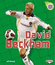 David Beckham (Amazing Athletes)-ExLibrary