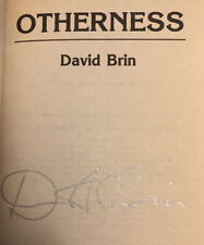 SIGNED by DAVID BRIN - Brin OTHERNESS - 1st ed. (1994) SCARCE SF COLLECTION