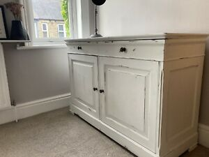 Antique Sideboard Cabinet Marks&Spencer Upcycled
