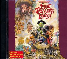 "Hans Zimmer ""MUPPET TREASURE ISLAND"" soundtrack score CD out of print"