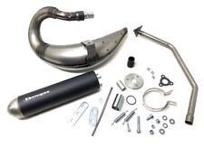 Auspuff Tecnigas E-NOX Steel Peugeot XP6 Rieju MRX RR RRX SMX Spike 2 50 AM6