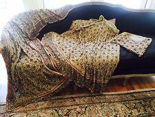 Bridal Dress Wedding Lehnga Choli Indian Pakistani Eid Nude Beige Gold champagne