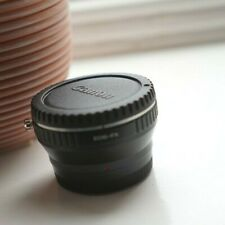 Canon EOS EF to Fuji X Mount Lens Adapter Adaptor for X-E1, X-Pro1 X-E2
