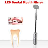 Professionale Specchietto Bocca Chirurgico Dentisti Specchio Dentale Luce Led