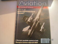 **b Aviation international magazine n°951 Bromon BR-2000 / Option Double zéro