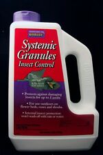 Granular Systemic Plant Insecticide Imidacloprid 4 lbs  Bonide, Systemic Granule