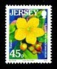 Jersey  2011 bloemen herdruk/reprint  postfris