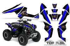Can-Am Renegade Graphics Kit by CreatorX Decals Stickers TOP FUEL BLB