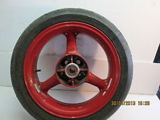 cerchio ruota posteriore  kawasaki ninja zx6r 636 2001 2002