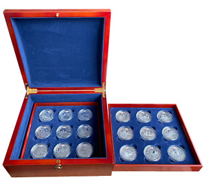 Royal Mint Royal Navy Sterling Silver Coin Set