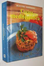 COCINA MEDITERRANEA - ANNE WITHE - MUY ILUSTRADO