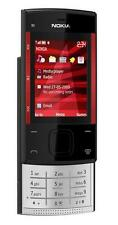 Unlocked Original Nokia X Series X3 Black-Red Cellular Phone MP3 GSM 3.2MP