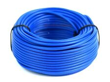 Audiopipe 50' Feet 16 Gauge Blue Primary Remote Wire Car Auto Power Cable
