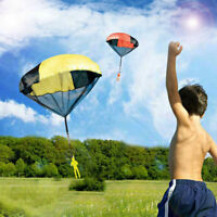 Hand Play Parachute Toy Soldier Throwing Soldier Parachute ChildrenToys Spo D2B0