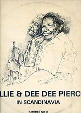 BILLIE & DEE DEE PIERCE in sandinavia RARIETIS NO 18 denmark