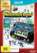 Nintendo Selects Nintendo Land Wii U WiiU Game NEW