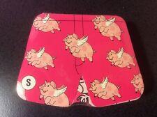 Magic Boxer Shorts Unisex Size Small Waist 30-32� Flying Pig Brabomagic New
