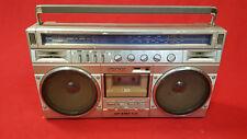 Sharp GF 8787 Radio Ghettoblaster Boombox Klassiker Vintage