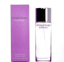 Clinique Happy In Bloom 1.7oz/50ml Women's Perfume Spray New In Sealed Box