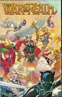 War Of The Realms Comic Issue 1 Limited Young Guns Variant Modern Age 2019