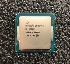 Intel i7-6700K 4GHz 8MB Quad Core i7 Desktop Processor Unlocked LGA 1151