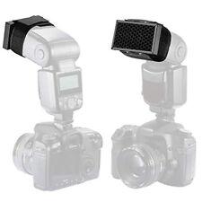 Universal Flashlight Honeycomb Net Cover Grid External Camera Flash Tool H