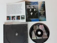 CD THE TEMPTATIONS (Dennis Edwards) Motown's Greatest Hits BEST alle 20 Hits