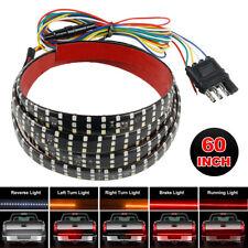 "60"" LED Tira de Luz Trasera Coche Camión Pickup señal señal de marcha atrás Lámpara de flujo de frenos IP67"