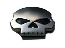 "HARLEY-DAVIDSON H-D ""EMBLEMA Skull "" Alle Modelle Autoadhesivo 14100228"