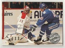 1991-92 Pro Set Platinum Hockey #61 Patrick Roy - Montreal Canadiens